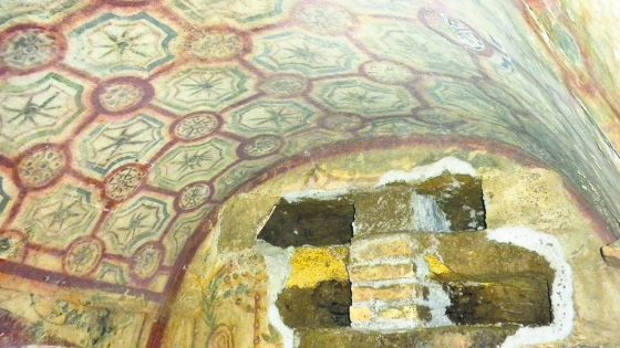 Ancient-Jewish-Catacombs-in-Rome